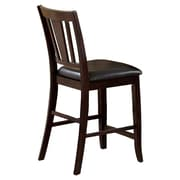 Hokku Designs Nappa Counter Height Dining Chairs (Set of 2)