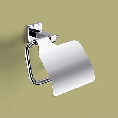 Gedy By Nameeks Colorado Toilet Paper Holder W Cover In