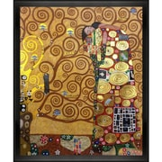 Tori Home Fulfillment (Luxury Line) by Klimt Framed Hand Painted Oil on Canvas