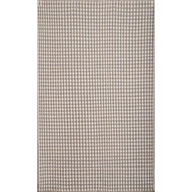 Abacasa Tones Grey Rug; 5' x 8'