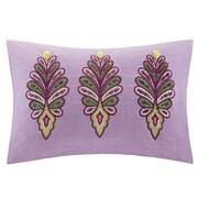 echo design Vineyard Paisley Cotton Lumbar Pillow