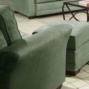 Serta Upholstery Chair; Padded Sage