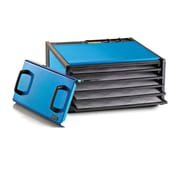 Excalibur 5 Tray Dehydrator with Timer; Blueberry
