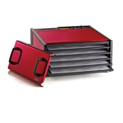 Excalibur 5 Tray Dehydrator with Timer; Cherry