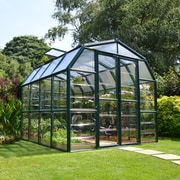 Rion Grand Gardener 2 Clear 8 Ft. W x 8 Ft. D Greenhouse