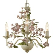 AF Lighting Grace 3 Light Mini Chandelier
