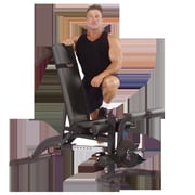 Body Solid Heavy Duty Adjustable Bench with Leg Developer