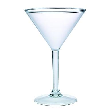 Chenco Inc. 8 Oz. Martini Glass (Set of 4)