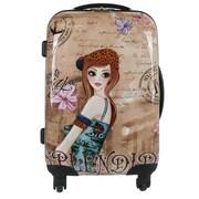 Nicole Lee Nicole Lee Tina 21'' Rolling Suitcase