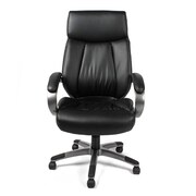 Merax Leather Executive Chair with Arms
