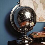 Old Modern Handicrafts Aluminum Globe