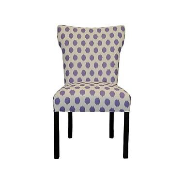 Sole Designs Bella Side Chair (Set of 2); Jojo Thistle