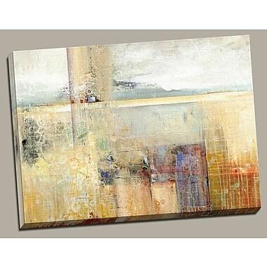 Portfolio Canvas ''Light Mood'' Painting Print on Wrapped Canvas