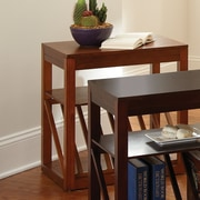 Steve Silver Furniture Jameson End Table; Oak