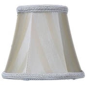 Home Concept 5'' Classics Brass Bell Lamp Shade