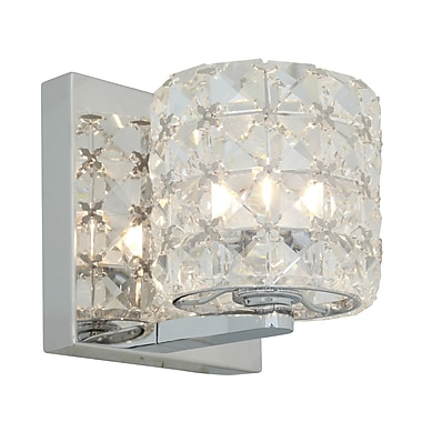 Access Lighting Prizm 1 Light Bath Sconce