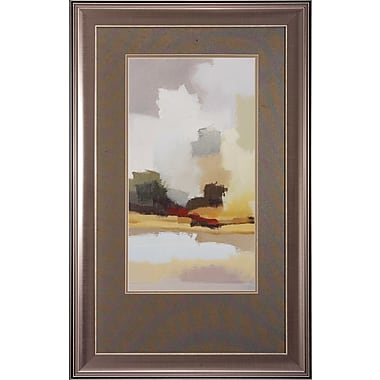 Propac Images Chatham View 3 Piece Framed Painting Print Set