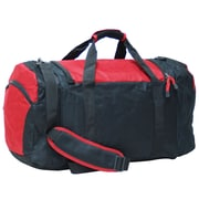 CalPak Field Pack 26'' Travel Duffel; Deep Red