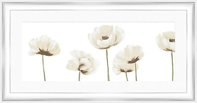 PTM Images Florals II Gicl e Framed Painting Print WYF078277267613