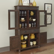 Home Styles Castaway Buffet and Hutch