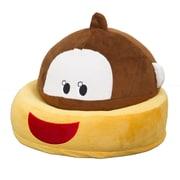 NewPlans Corporation Critter Cushion Monkey Kids Chair