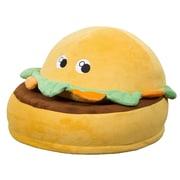 NewPlans Corporation Critter Cushion Burger Kids Chair