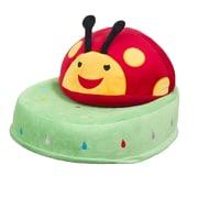 NewPlans Corporation Critter Cushion Ladybug Kids Chair