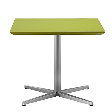 Pangea Home Chase End Table; Green