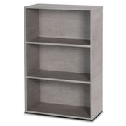 Bestar Clic Furniture 42'' Standard Bookcase; Riverside Oak Light