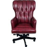 Parker House High-Back Executive Leather Chair