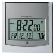 Howard Miller Techtime I Atomic Alarm Clock
