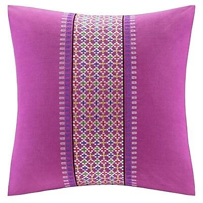 echo design Vineyard Paisley Cotton Throw Pillow Staples