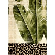 PTM Images Palms II Graphic Art on Wrapped Canvas