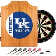 Trademark Global University of Kentucky Wood Dart Cabinet Set, Text (KY7000-TXT)