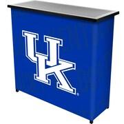 Trademark Global University of Kentucky Portable Bar with Case, Wordmark (KY8000-WM)