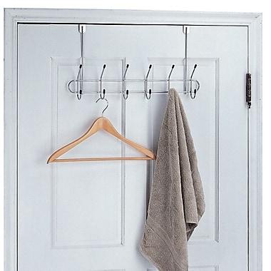 OIA Overdoor Organizing Hooks (Set of 2)