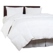 Trademark Global Lavish Home Down Blend Overfilled Bedding Comforter, Full/Queen (64-15-FQ)