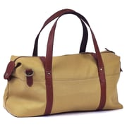 Claire Chase 19.75'' Carry-On Duffel; Tan