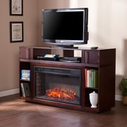 Wildon Home   Windermere TV Stand with Electric Fireplace