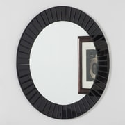 Decor Wonderland The Glow Modern Frameless Wall Mirror