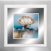 Propac Images Shores 2 Piece Framed Wall Art Set in Blue