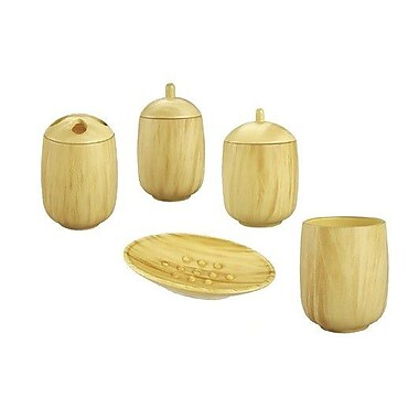Chenco Inc. 5-Piece Bathroom Accessory Set