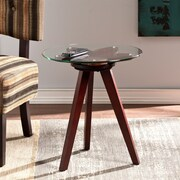 Wildon Home   Bloom End Table
