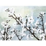 PTM Images Cherry Blossom 2 Piece Graphic Art on Wrapped Canvas Set