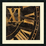 Amanti Art 'Roman Numerals I' by Russell Brennan Framed Graphic Art