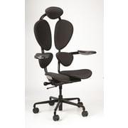 Eurotech Seating Chakra Executive Chair; Black