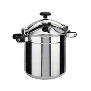 Magefesa Chef Aluminum Fast Pressure Cooker; 16-quart
