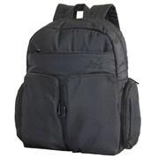 Netpack Soft Lightweight Backpack; Black