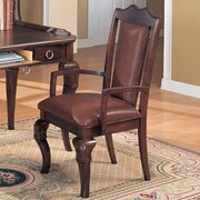 Wildon Home   McMullen Mid-Back Office Chair with Arms