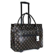 Cabrelli Dot Roller Briefcase; Black